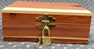 Compassionate Pet Cremation Henderson & Las Vegas NV - Cedar Box Small Extra Small Medium Large