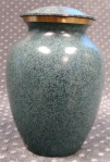 Compassionate Pet Cremation Henderson & Las Vegas NV - Maus Limited Quantity Shades of blue green vary Medium large
