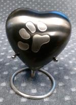 Compassionate Pet Cremation Henderson & Las Vegas NV - Odyssey Small Heart Slate 0 - 10
