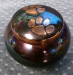 Compassionate Pet Cremation Henderson & Las Vegas NV - Odyssey Urn Copper Small Medium Large