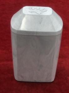 Compassionate Pet Cremation Henderson & Las Vegas NV - plastic marble