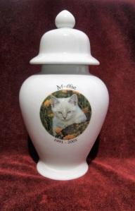 Compassionate Pet Cremation Henderson & Las Vegas NV - Porclin urn